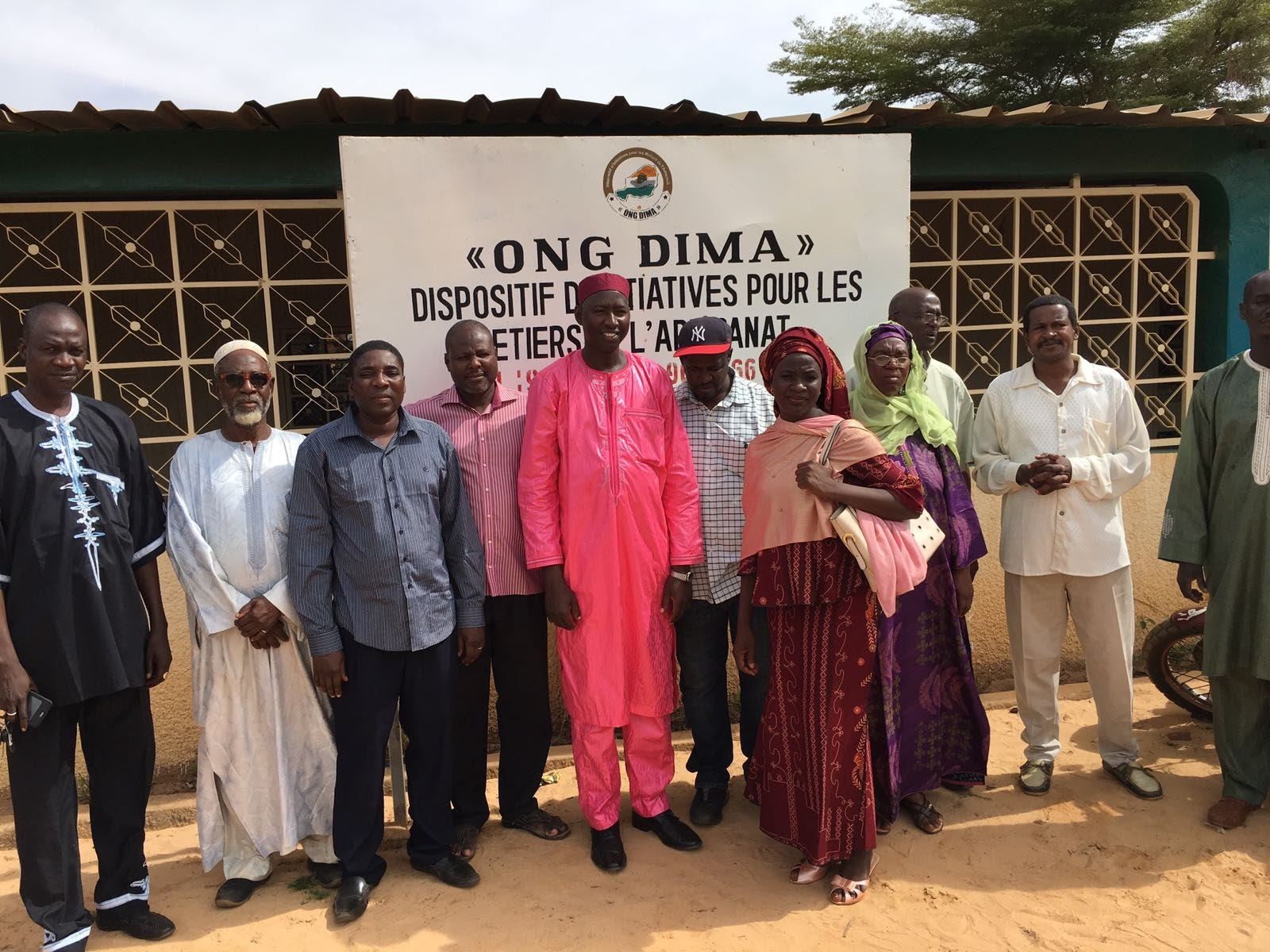 ONG DIMA School